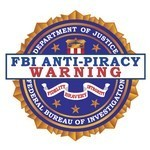 FBI Anti-Piracy Warning Logo
