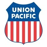 UP – Union Pacific Railroad Logo
