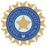 Board of Control for Cricket in India (BCCI) Logo