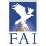 FAI Federation Aeronautique Internationale logo thumb