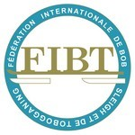 FIBT Federation Internationale de Bobsleigh et de Tobogganing logo thumb
