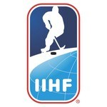 IIHF International Ice Hockey Federation logo thumb