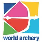 WA World Archery Federation logo thumb