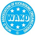 World Association of Kickboxing Organisations WAKO logo thumb