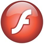 Adobe Flash Logo [EPS File]