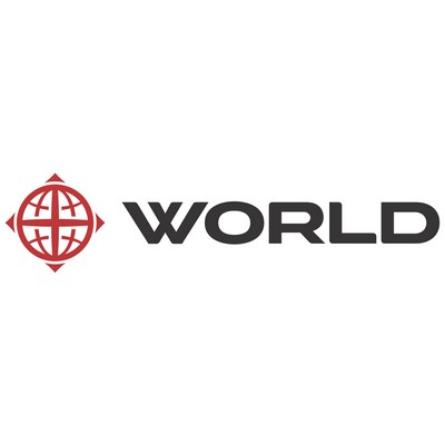 World Logo [Magazine]