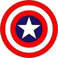 Captain America Logo [Shield]