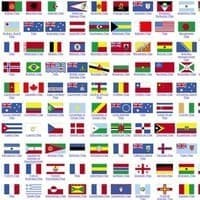 Flags of the World – Countries [4/4]