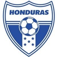 Honduras National Football Team & Association Football in Honduras Logo