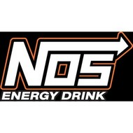 NOS Logo (Energy Drink – PNG)
