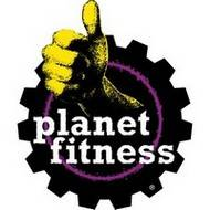 Planet Fitness Logo (EPS)