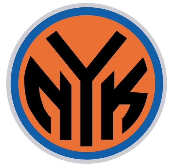 nba new york knicks logo