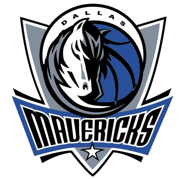 nba dallas mavericks logo