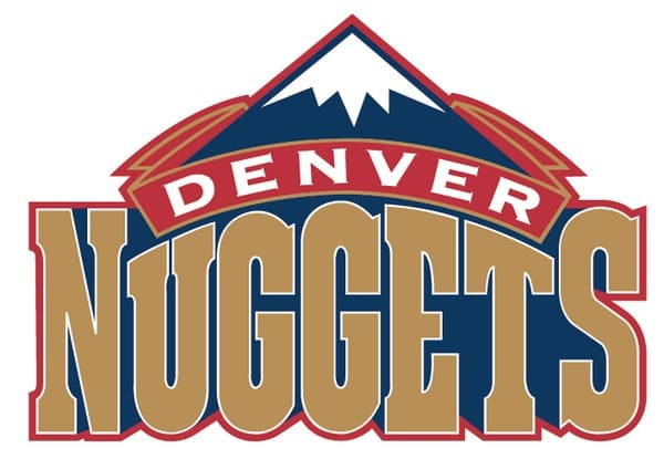 nba denver nuggets logo