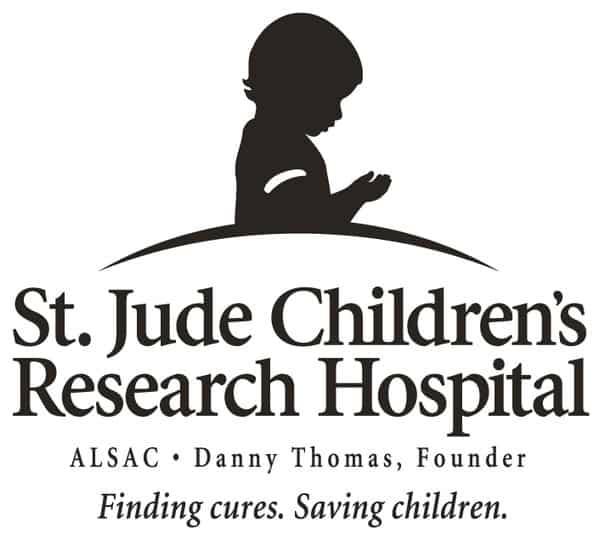 st jude children s research hospital logo