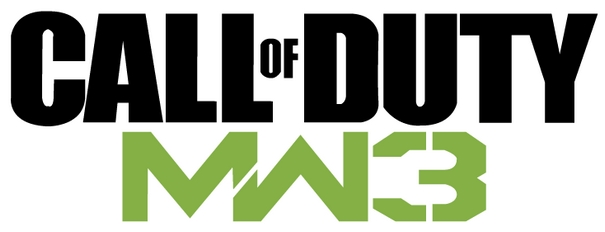 call of duty modern warfare 3 logo