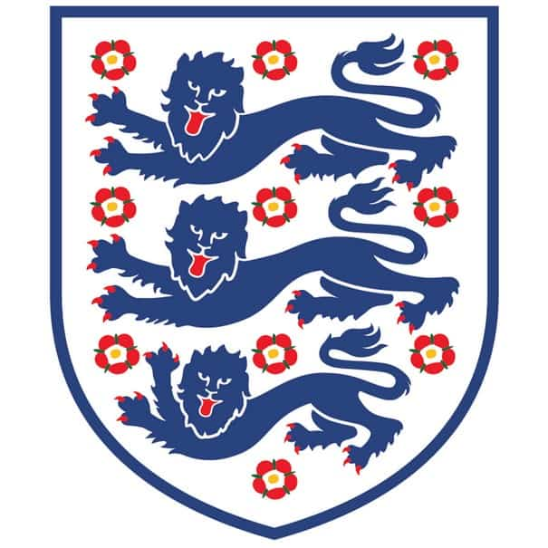 england football national team logo