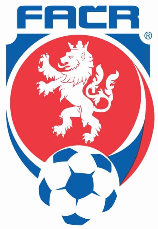 football associationof czech republic logo