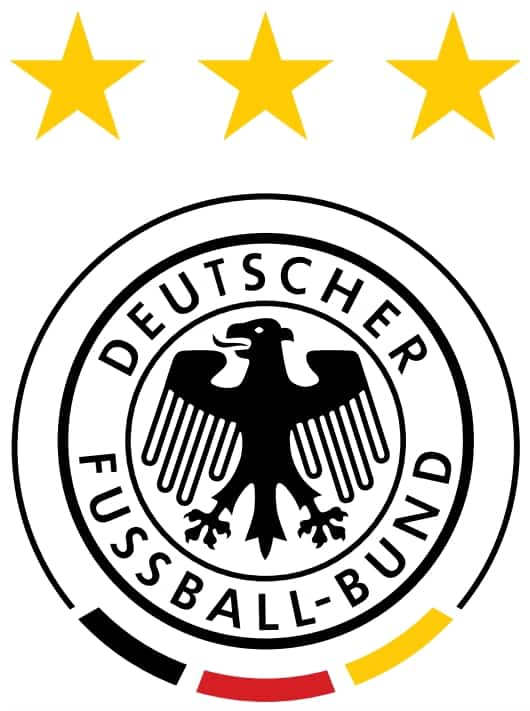 german football national team logo