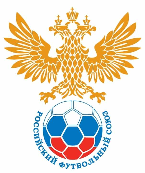 russia football union logo