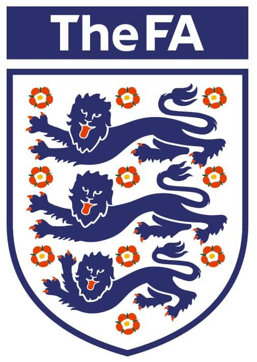 thefa england football association logo