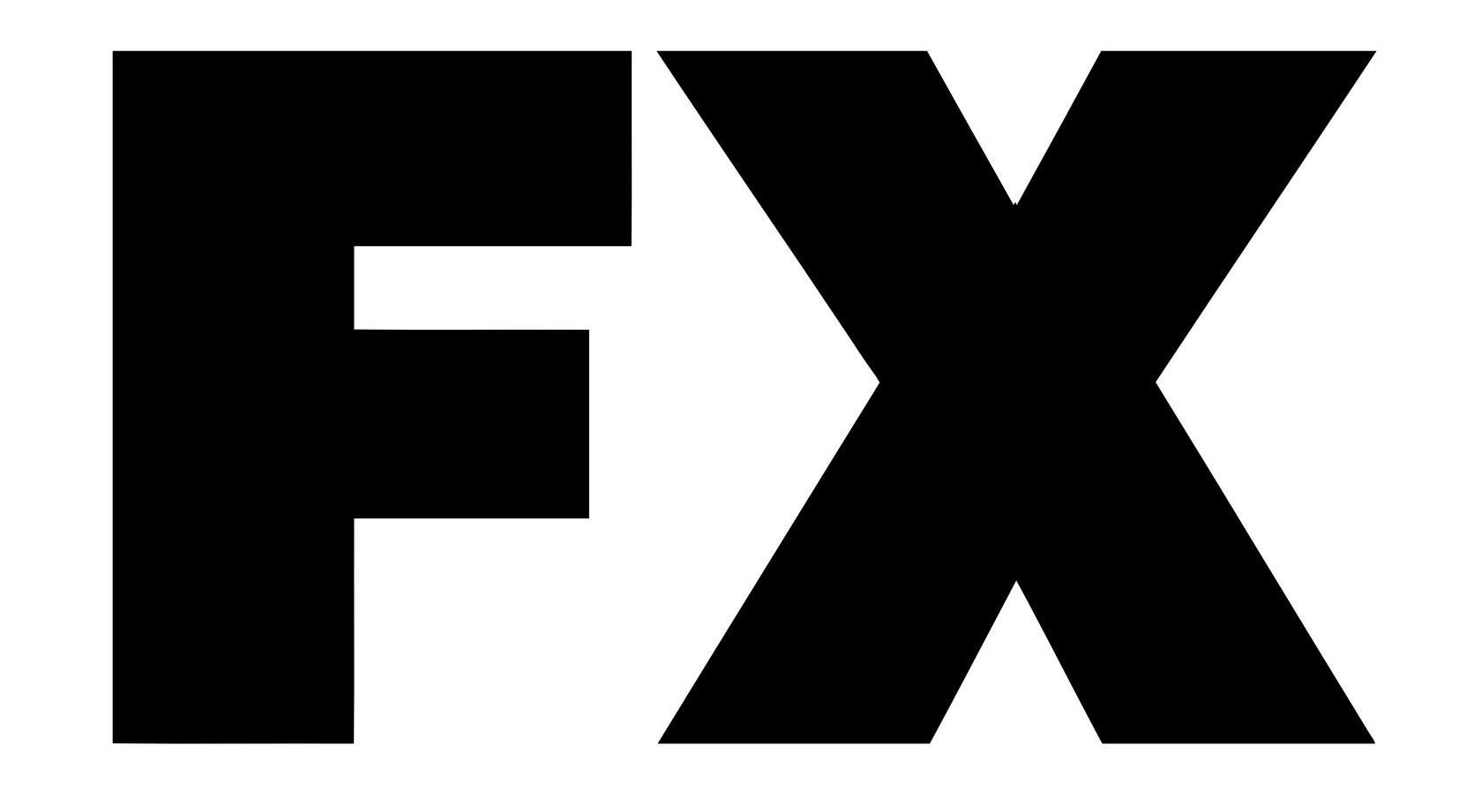 fx tv channel logo