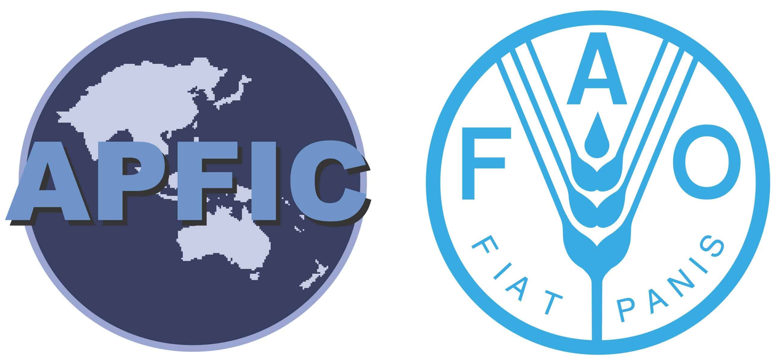 apfic asia pacific fishery commission logo