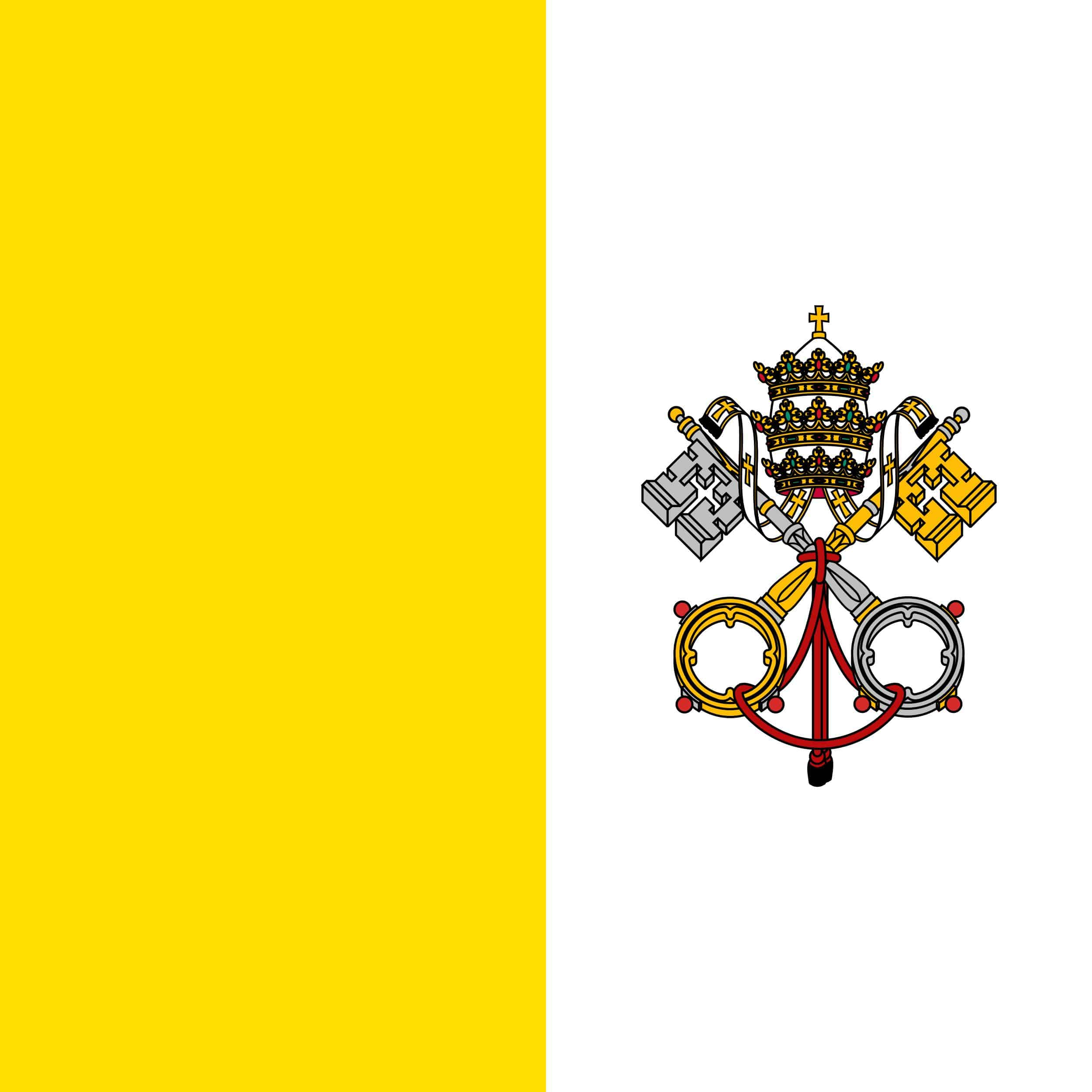 flag vatican city