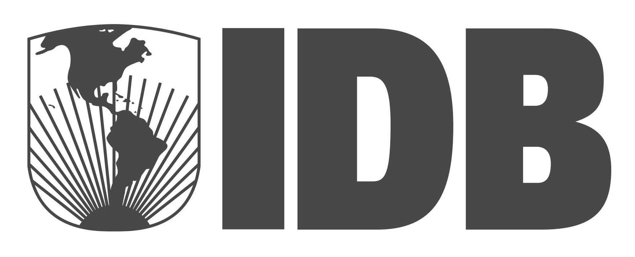 idb inter american development bank logo