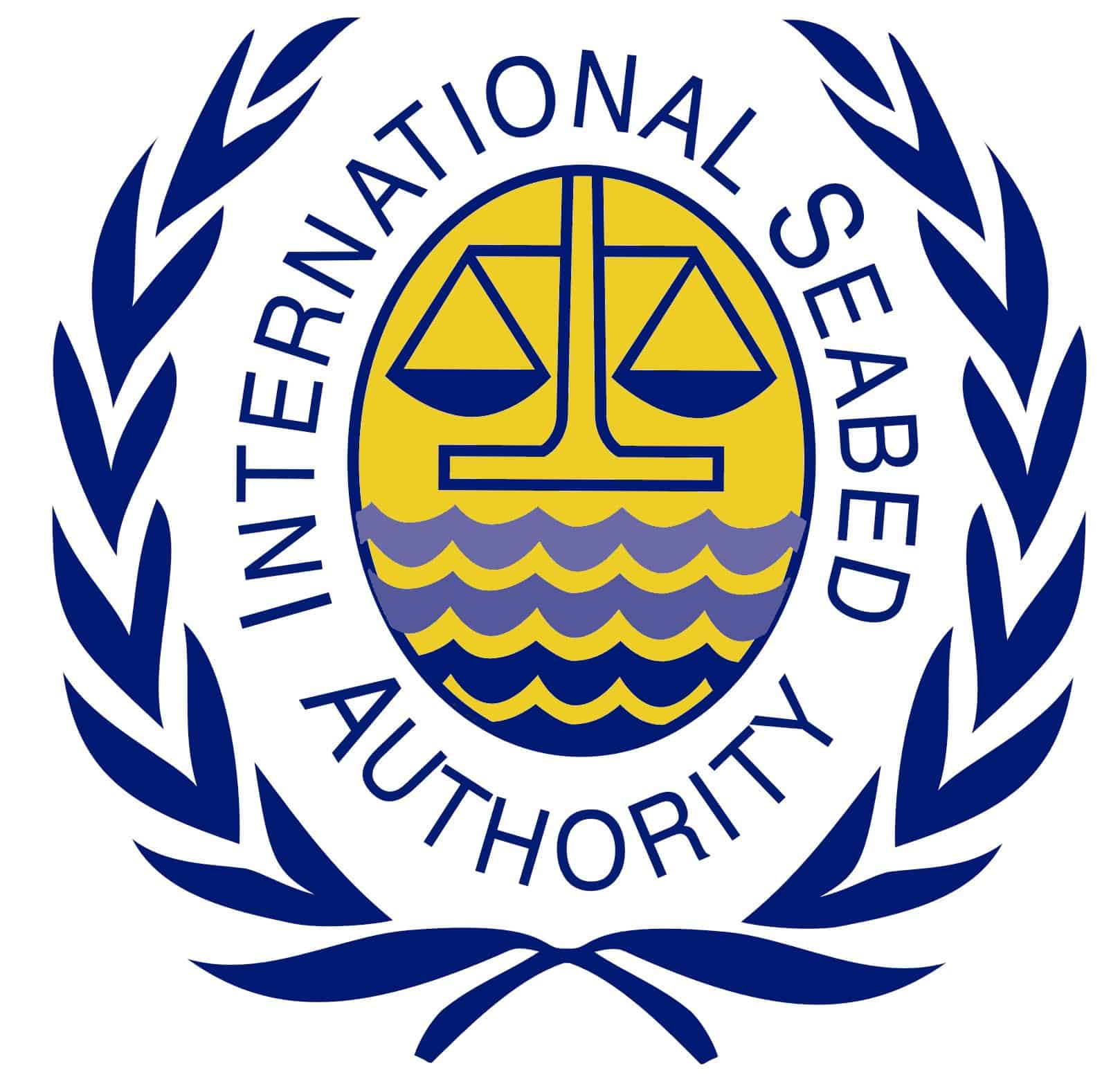 isa international seabed authority logo