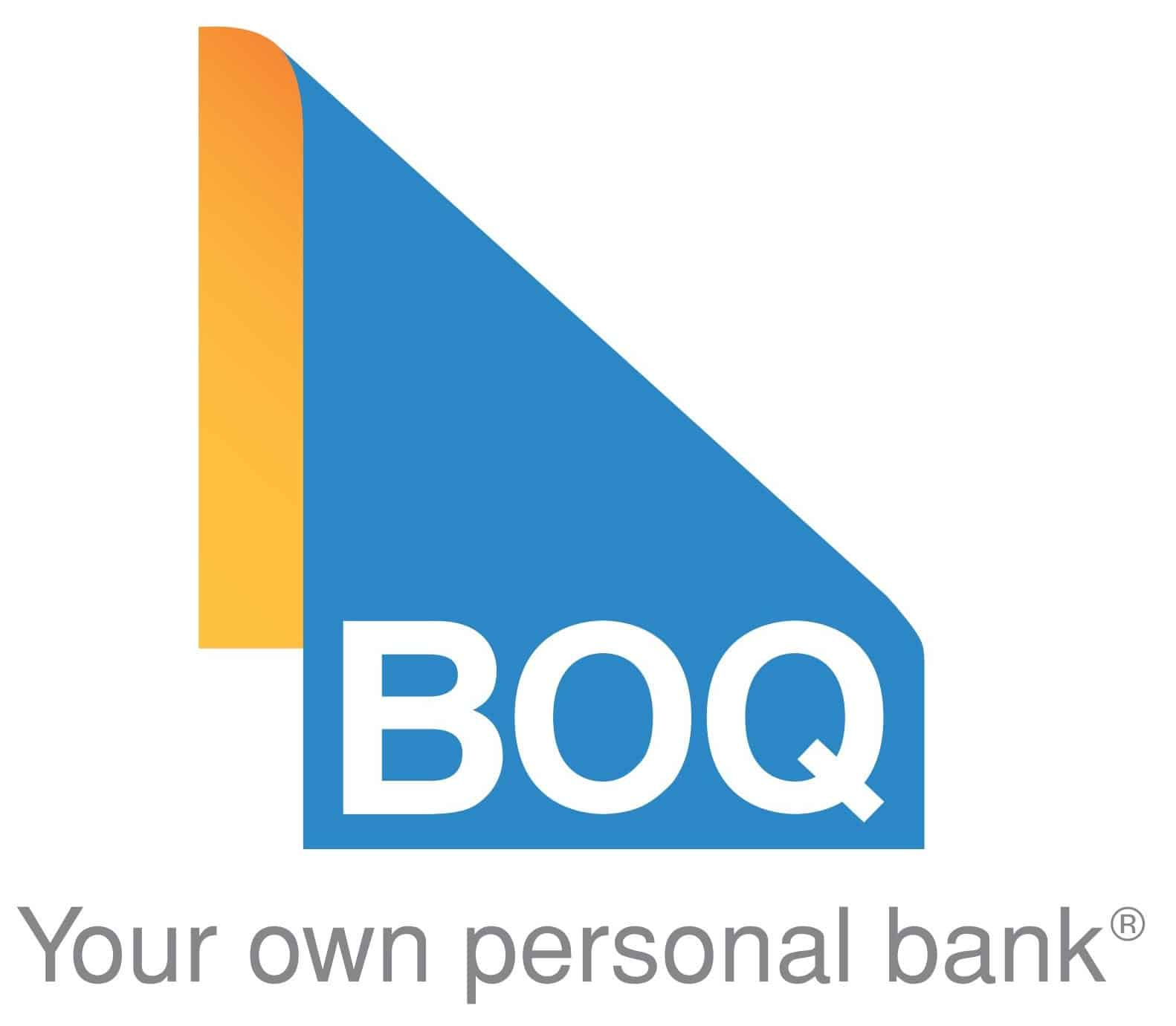 BOQ Bank of Queensland logo