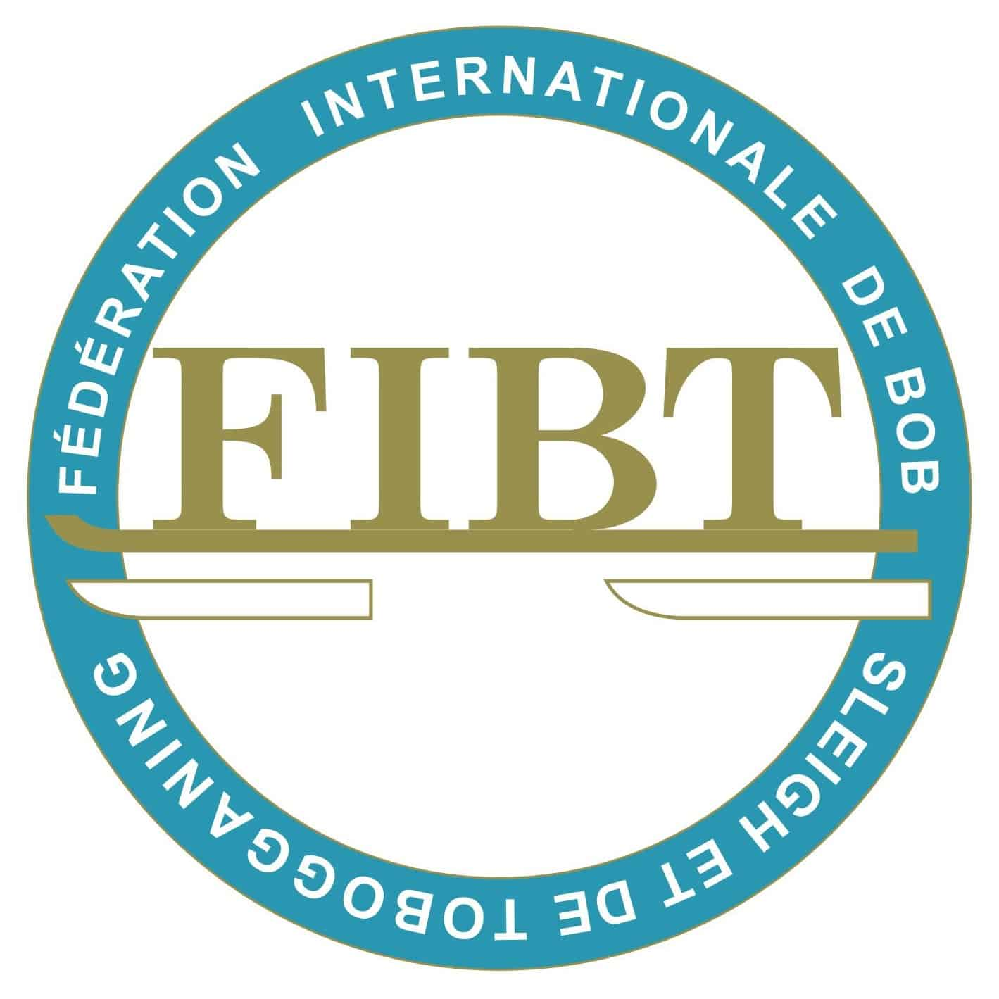 FIBT Federation Internationale de Bobsleigh et de Tobogganing logo