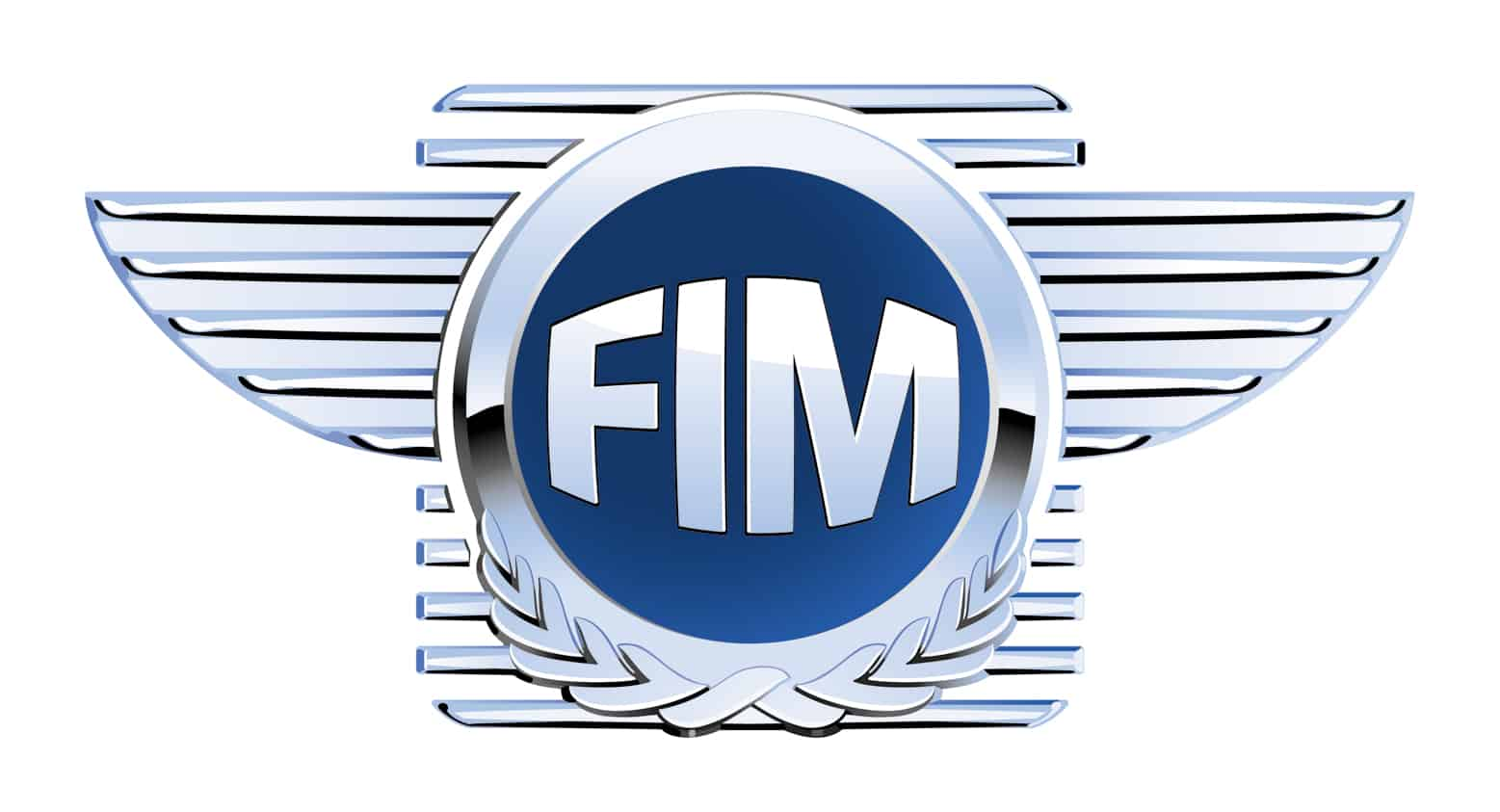 FIM Federation Internationale de Motocyclisme logo