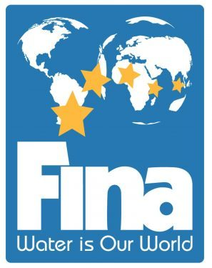 FINA Federation Internationale de Natation logo 297x375
