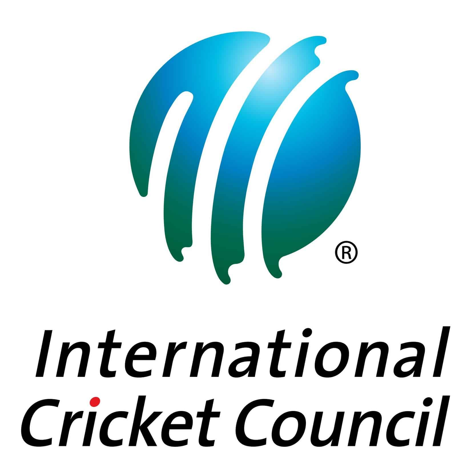 ICC International Cricket Council logo