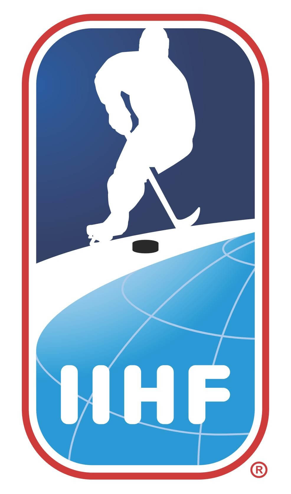 IIHF International Ice Hockey Federation logo