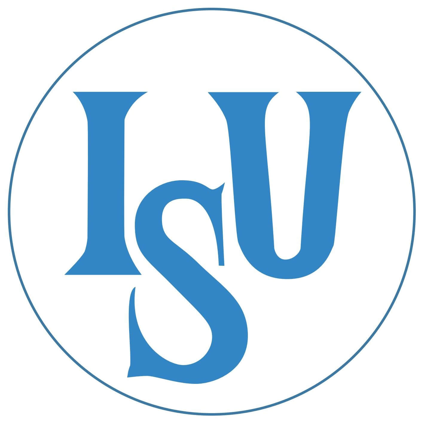 ISU International Skating Union logo