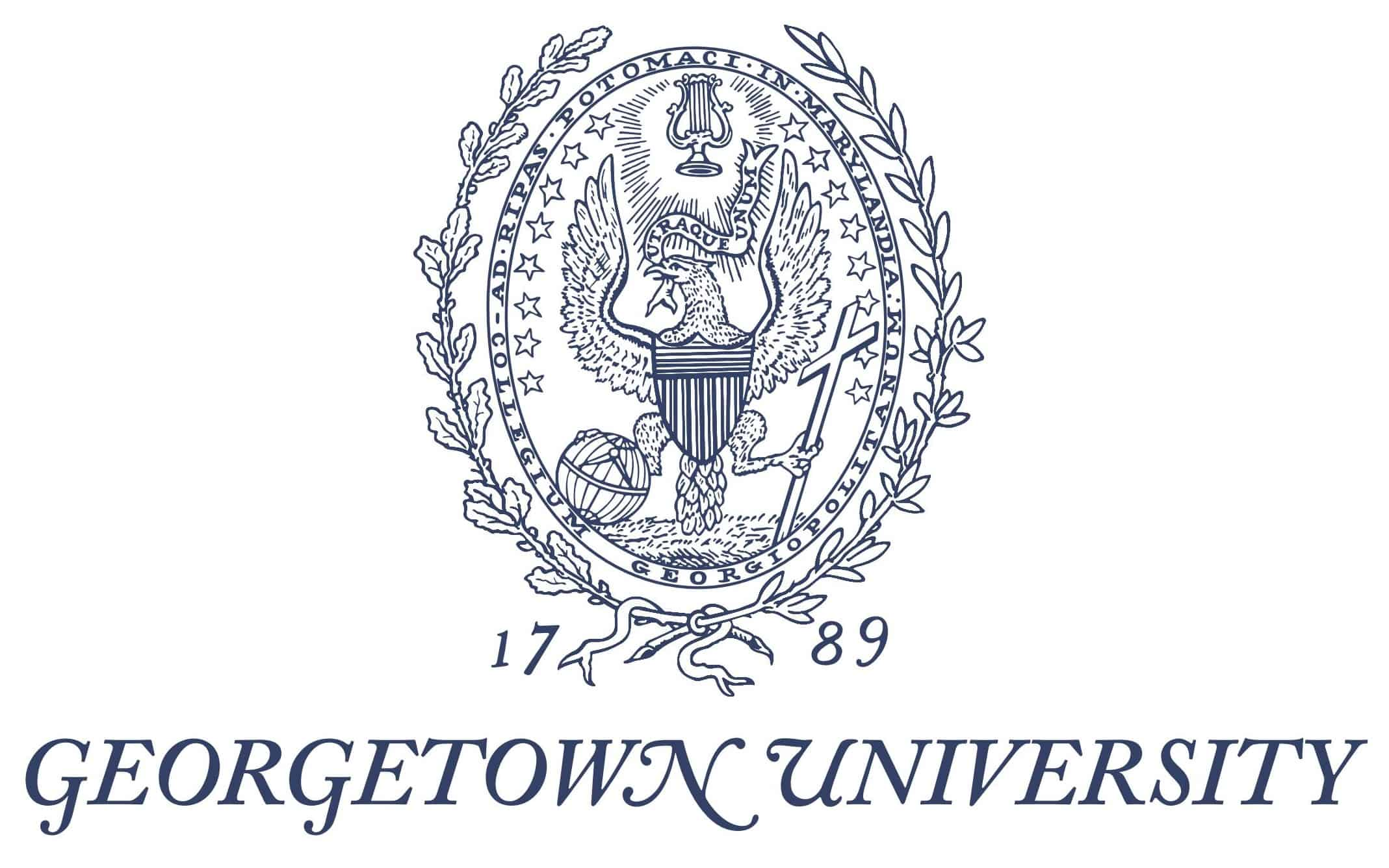 Georgetown University Seal Logo