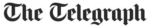 The Telegraph logo 500x95