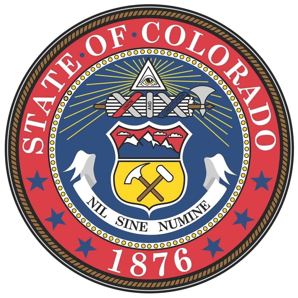Seal of Colorado