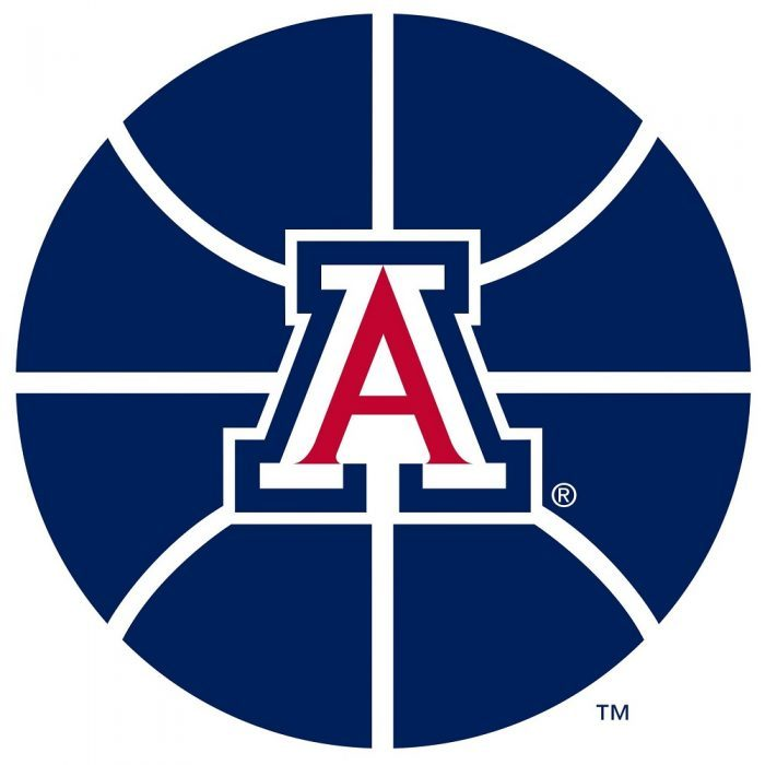 University of Arizona Basketball Mark Logo 700x700