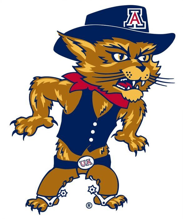 University of Arizona Wilbur Mark Logo 586x700