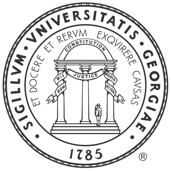 University of Georgia Seal 700x700