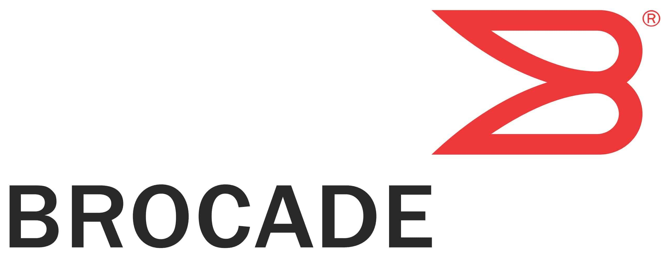 Brocade Communications Systems Logo