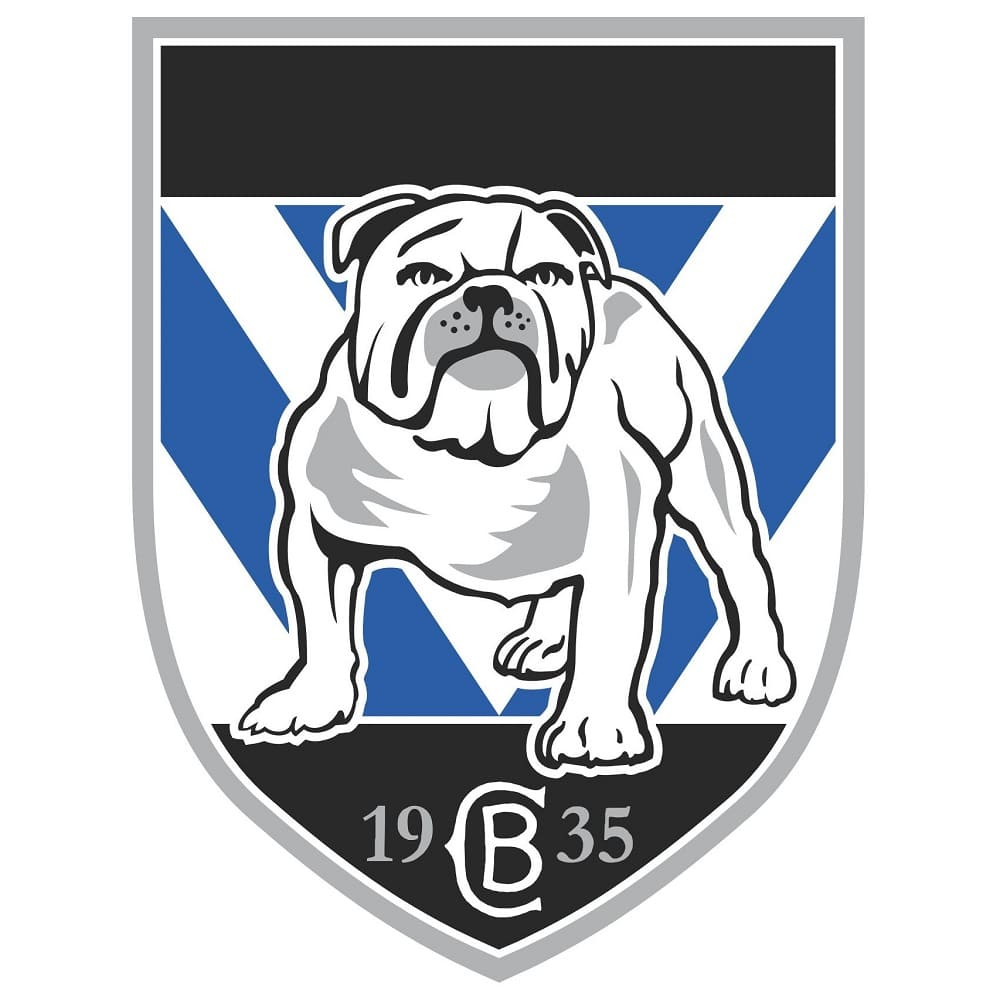 Canterbury Bankstown Bulldogs Logo