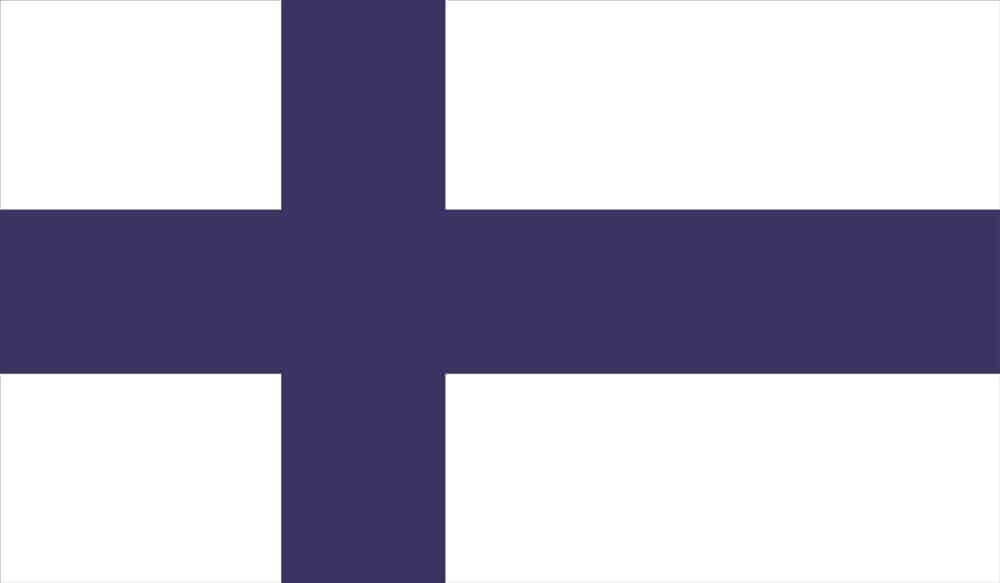 Finland Finnish Flag