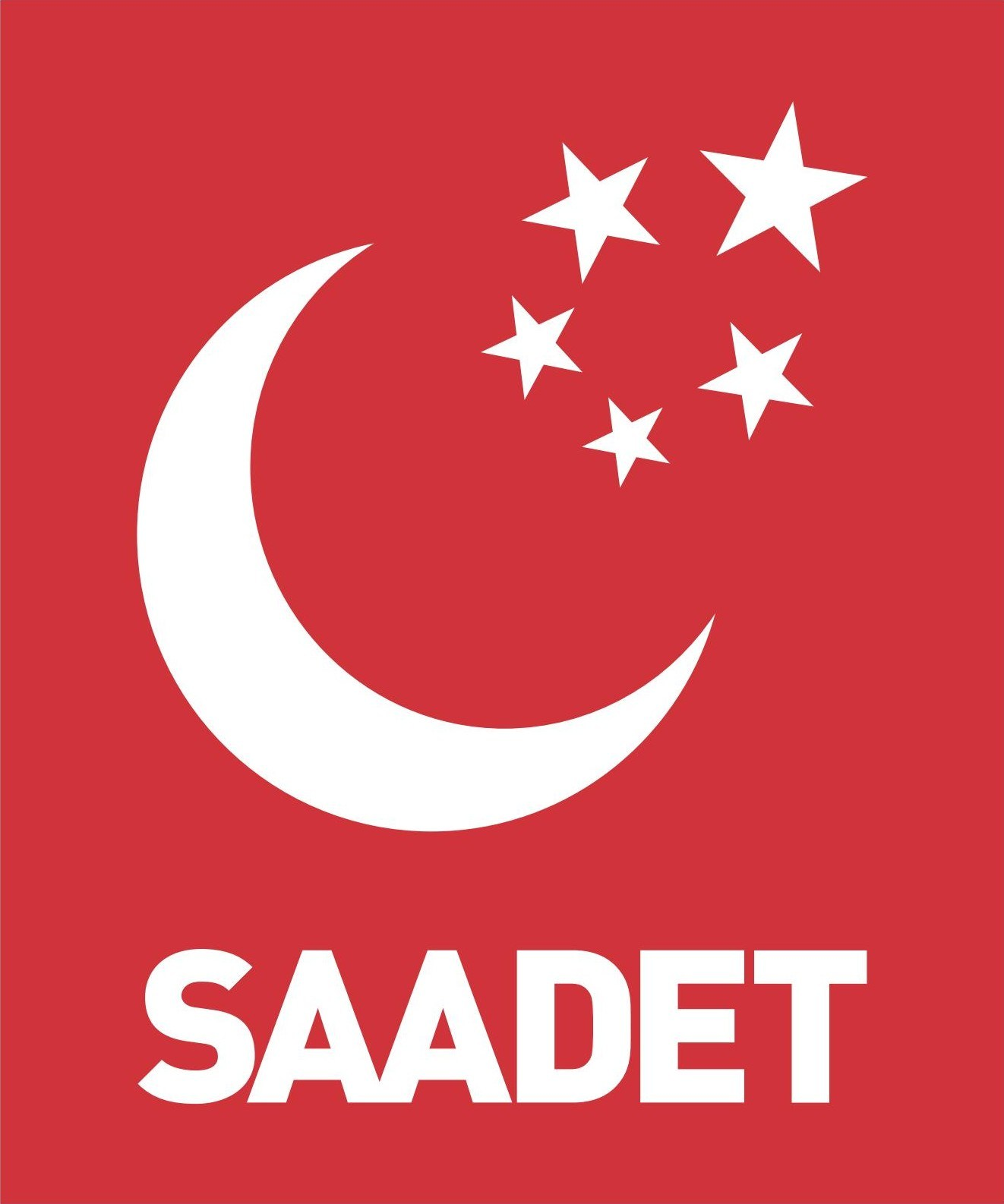SP saadet partisi logo