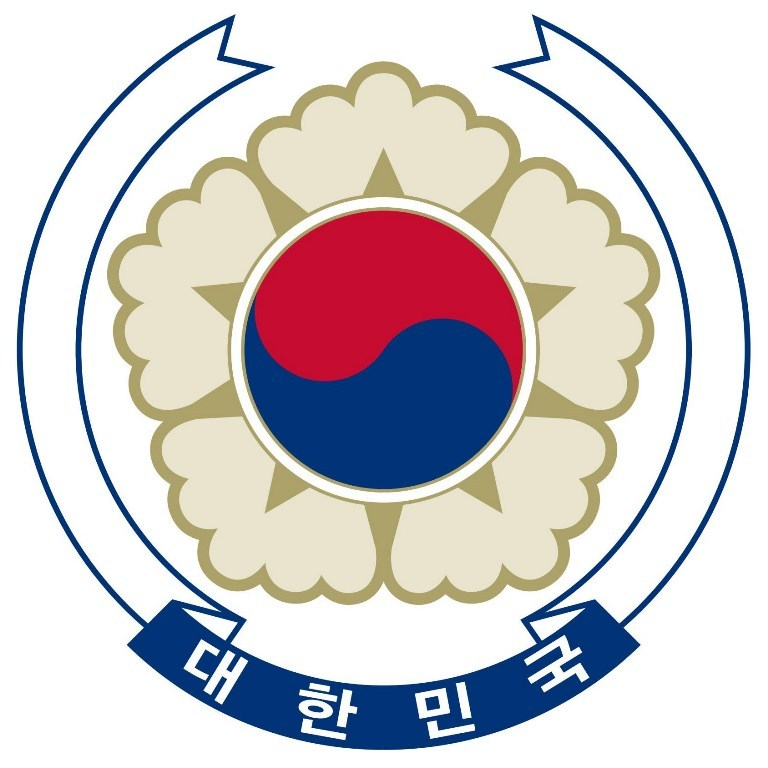 South Korea Emblem