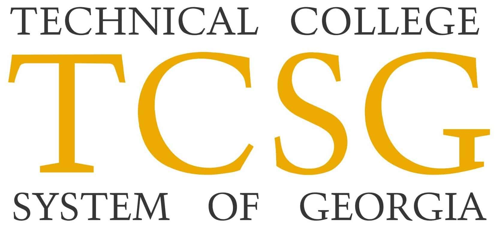 TCSG Logo Technical College System of Georgia