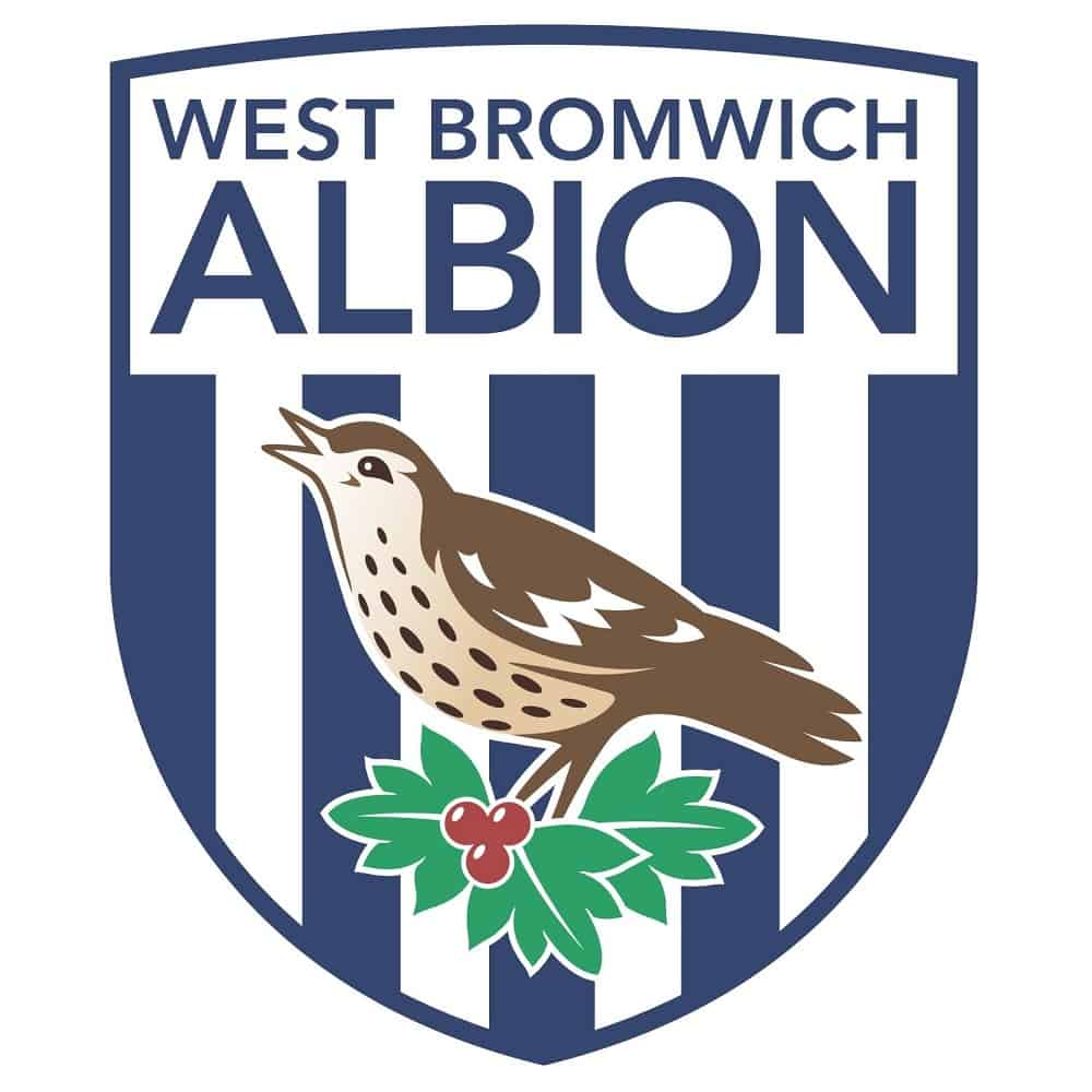 West Bromwich Albion Football Club logo